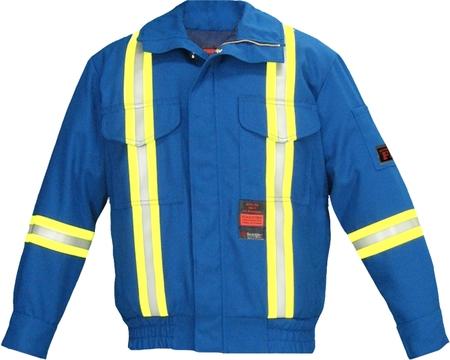Nomex Iiia Summer Bomber Jacket Kost Fire Safety