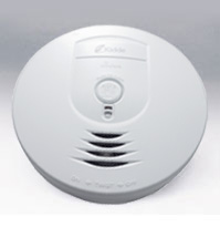 kidde wireless smoke alarm with hush kost fire safety. Black Bedroom Furniture Sets. Home Design Ideas