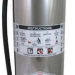 h2o extinguisher